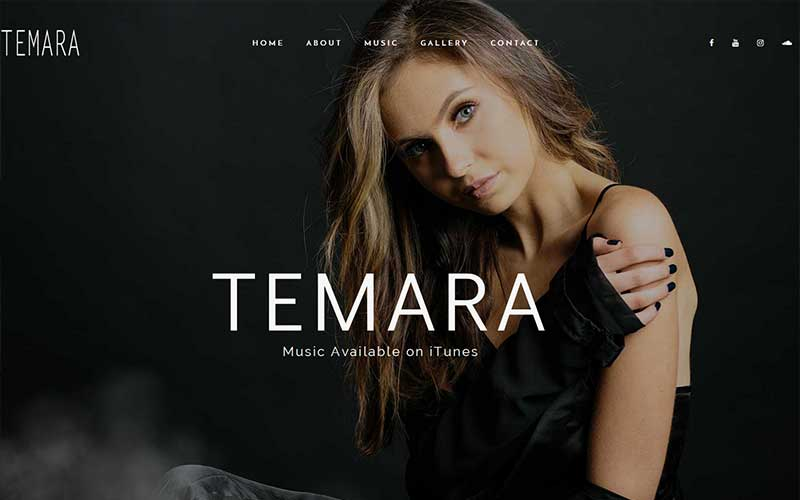 Temara Melek Official website