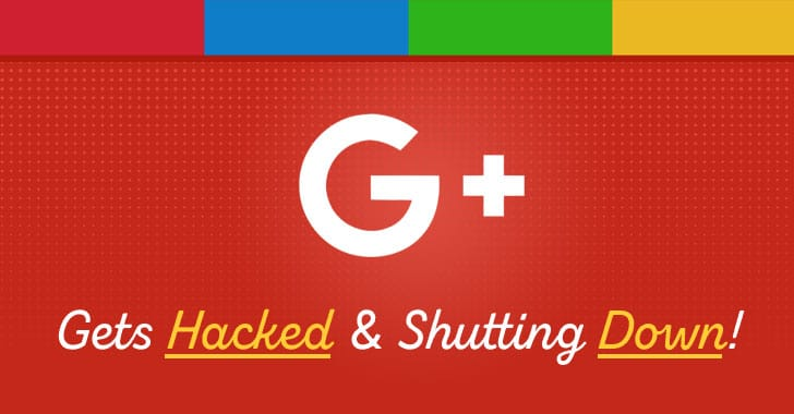 Google + Shutting Down