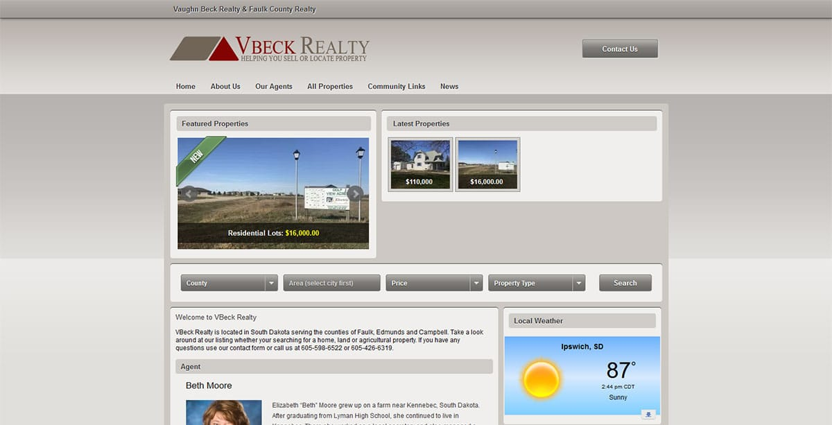 Vaughn Beck Realty